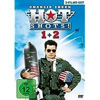 Hot Shots! - Teil 1 + Teil 2 [2 DVDs]