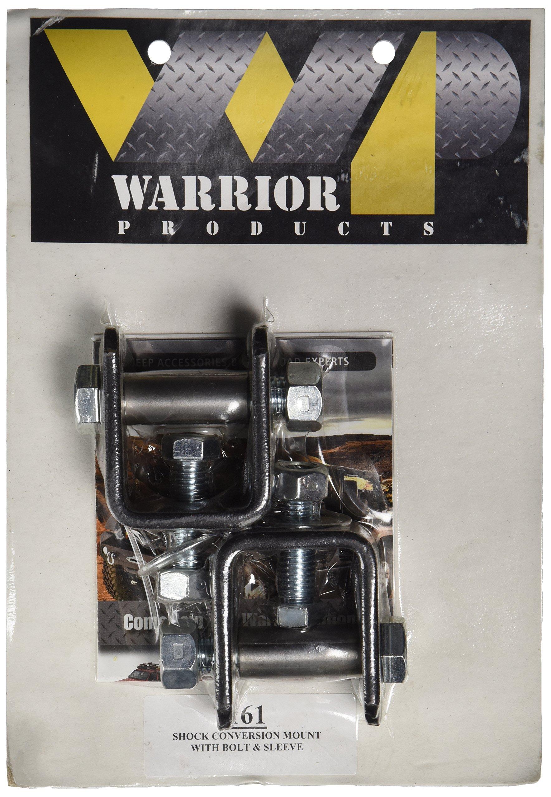 Warrior 161 Shock Conversion Mount