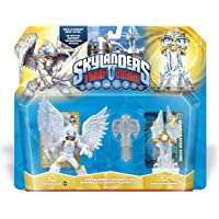 Skylanders Trap Team: Light Element Expansion Pack 3 piece set - Knight Light, Light Trap, and Sunscraper Spire