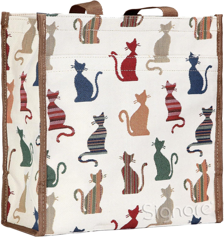 Signare Womens Fashion Tapestry Shopper Bag Shoulder Bag