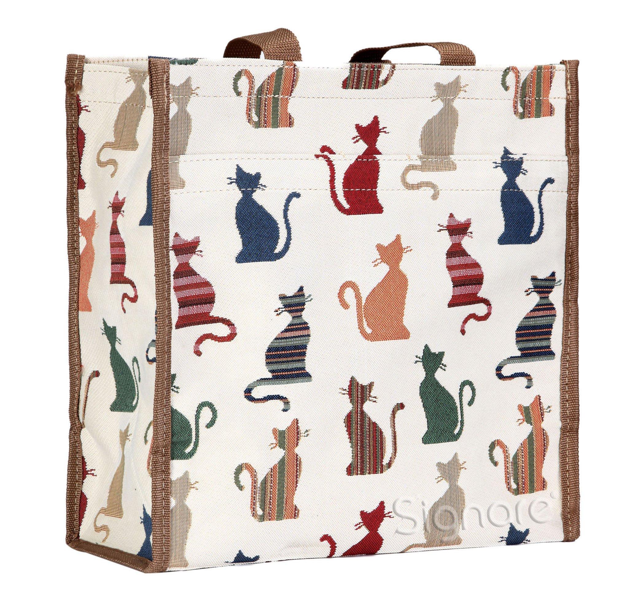 Bolso tapiz Shopper de moda Signare para mujer bolso de hombro animal product image