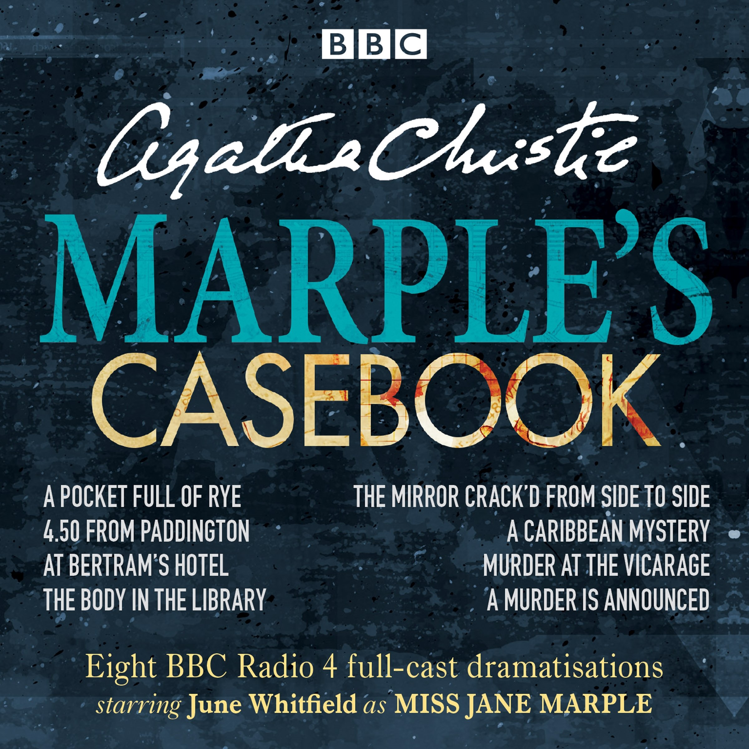 Marple's Casebook: Classic Drama from the BBC Radio Archives by BBC Books