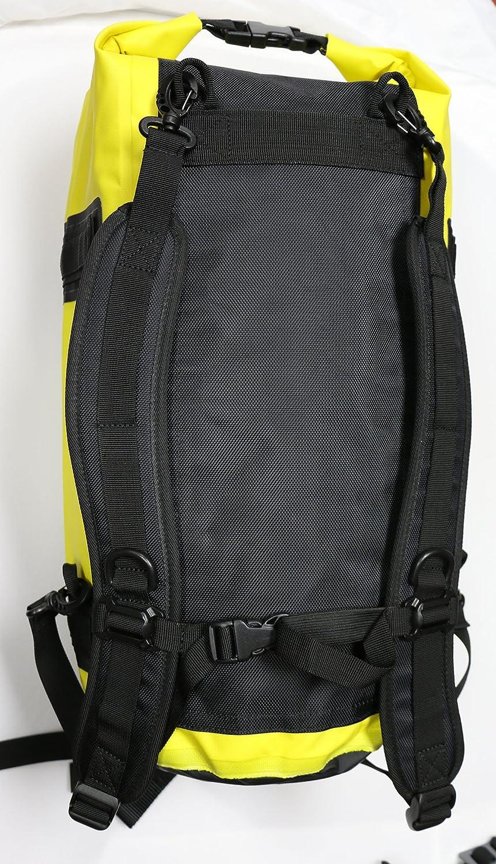 Nelson Rigg SE-1015-BLK  Ridge Roll Dry Bag 15L 100/% Waterproof
