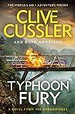 Typhoon Fury: Oregon Files 12