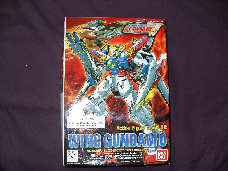 Mobile Suit Gundam Wing  Wing Gundam 0  1 144  Action Figure Model Kit