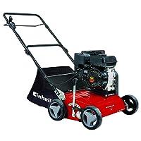 Einhell 3420020 GC-SC 2240 P Benzin-Vertikutierer, 2,2kW, 118 cm³, 40cm Arbeitsbreite, 45 l Fangsack, 2.2 W, Schwarz, Rot