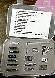 Rajesh Presser Feet Kit for Sewing Machine