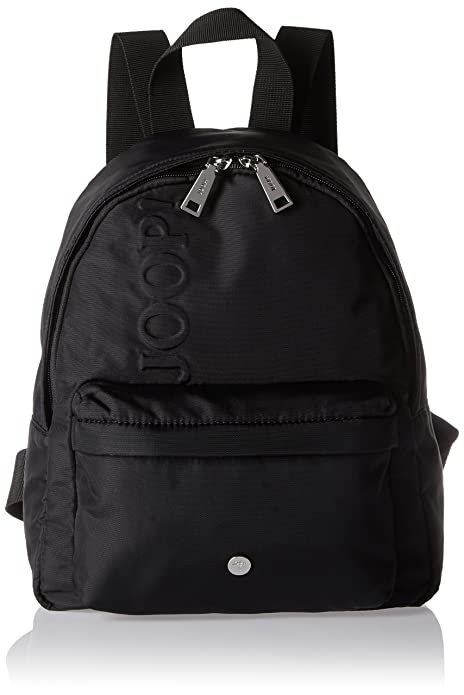 495f1ef4b94 Nylon Naviga Nika Backpack Mvz, Women's Backpack, Black, 12x33x27 cm (