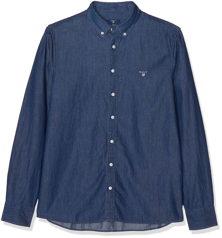 Gant TB.The Denim Shirt, Camicia Bambino 930402