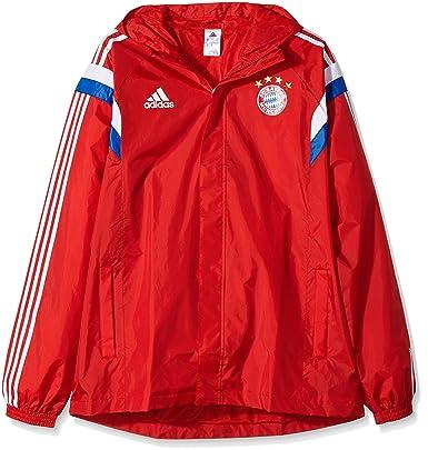adidas Regenjacke FC Bayern Rain Jacket - Chándal para Hombre ...