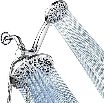 Aquadance 7 Premium High Pressure 3 Way Rainfall Combo For The