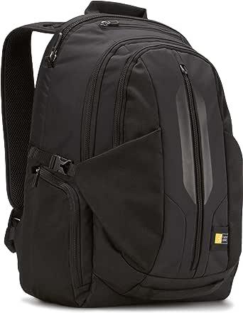 Case Logic MacBook Pro/Laptop Backpack with iPad/Tablet Pocket (Black)