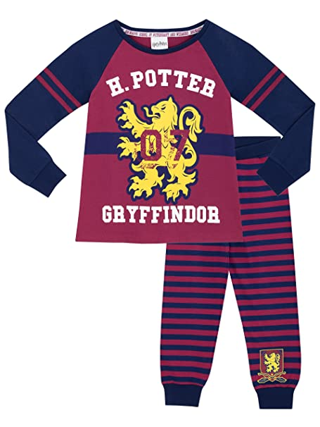 Harry Potter - Pijama para niñas - Harry Potter - 10 - 11 Años