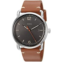 Fossil The Commuter Three-Hand Date Watch