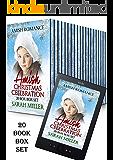 Amish Christmas Celebration: 20 Book Amish Romance Box Set