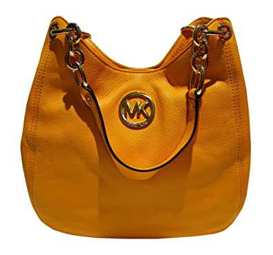 baff18ab2b5c Buy michael kors fulton chain large shoulder tote   OFF56% Discounted