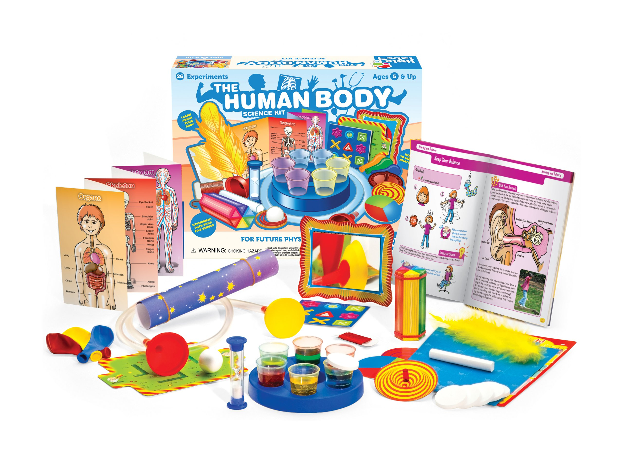 Thames & Kosmos Little Labs: The Human Body by Thames & Kosmos (Image #1)
