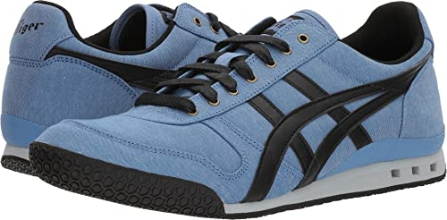 Onitsuka Tiger Asics Unisex Ultimate 81 Mallard Blue/Black Men's 6.5,  Women's ...