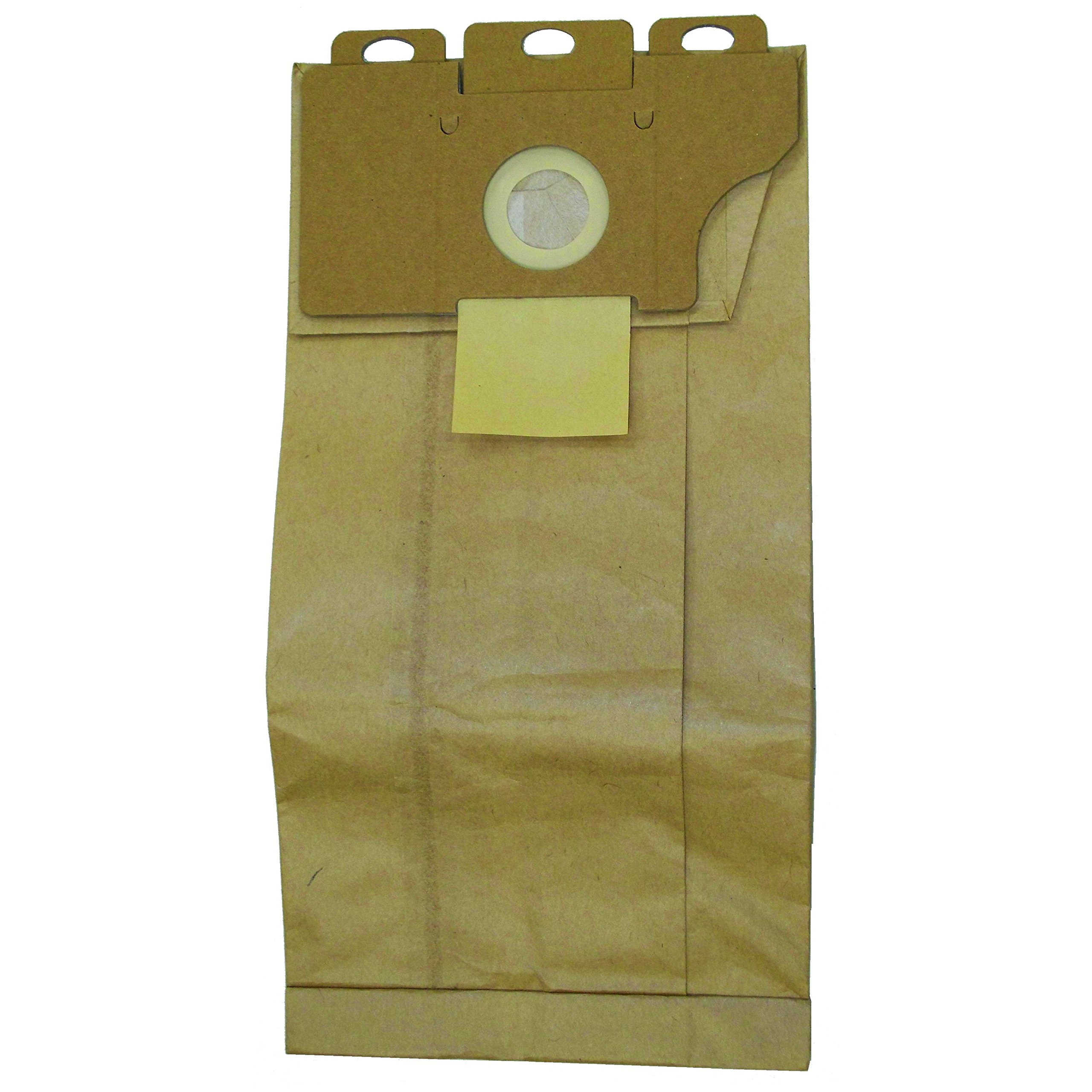 BISSELL BigGreen Commercial BGPK10PRO12DW Disposable Bags for BGUPRO12T Commercial Upright with Tools