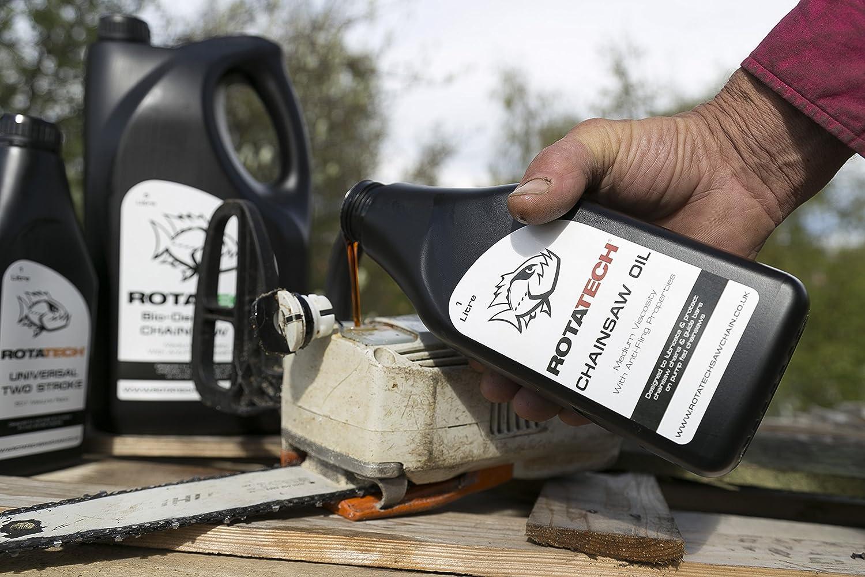 Rotatech Genuine Chainsaw Chain Oil 1L