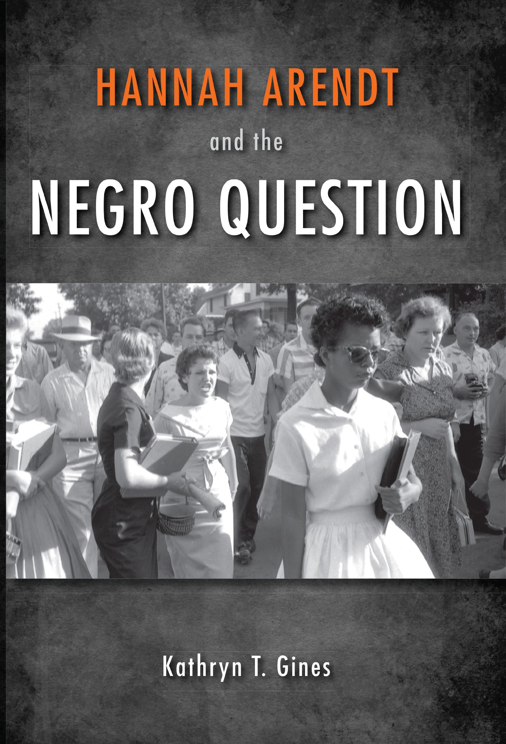 Download Hannah Arendt and the Negro Question ebook