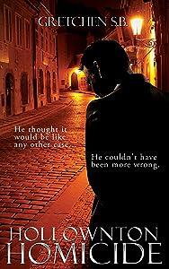 Hollownton Homicide: A Supernatural Suspense (Anthony Hollownton Series Book 1)