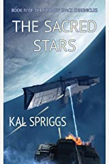 The Sacred Stars (The Shadow Space Chronicles Book 4) Kindle Edition