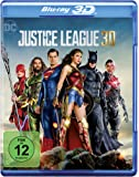 Justice League: Blu-ray 3D