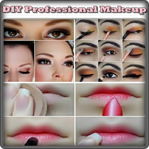 DIY Professional Makeup