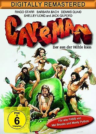 Caveman - Der aus der Höhle kam [Alemania] [DVD]: Amazon.es ...