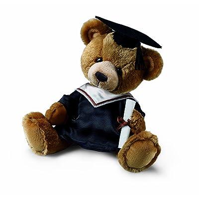 "Russ Graduation Bear, 13"": Toys & Games"