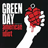 Green Day...American Idiot... Iconic Album Cover Poster ... Various Sizes (A2 Size 42 x 61 cms) (A4 Size 21 x 29 cms)