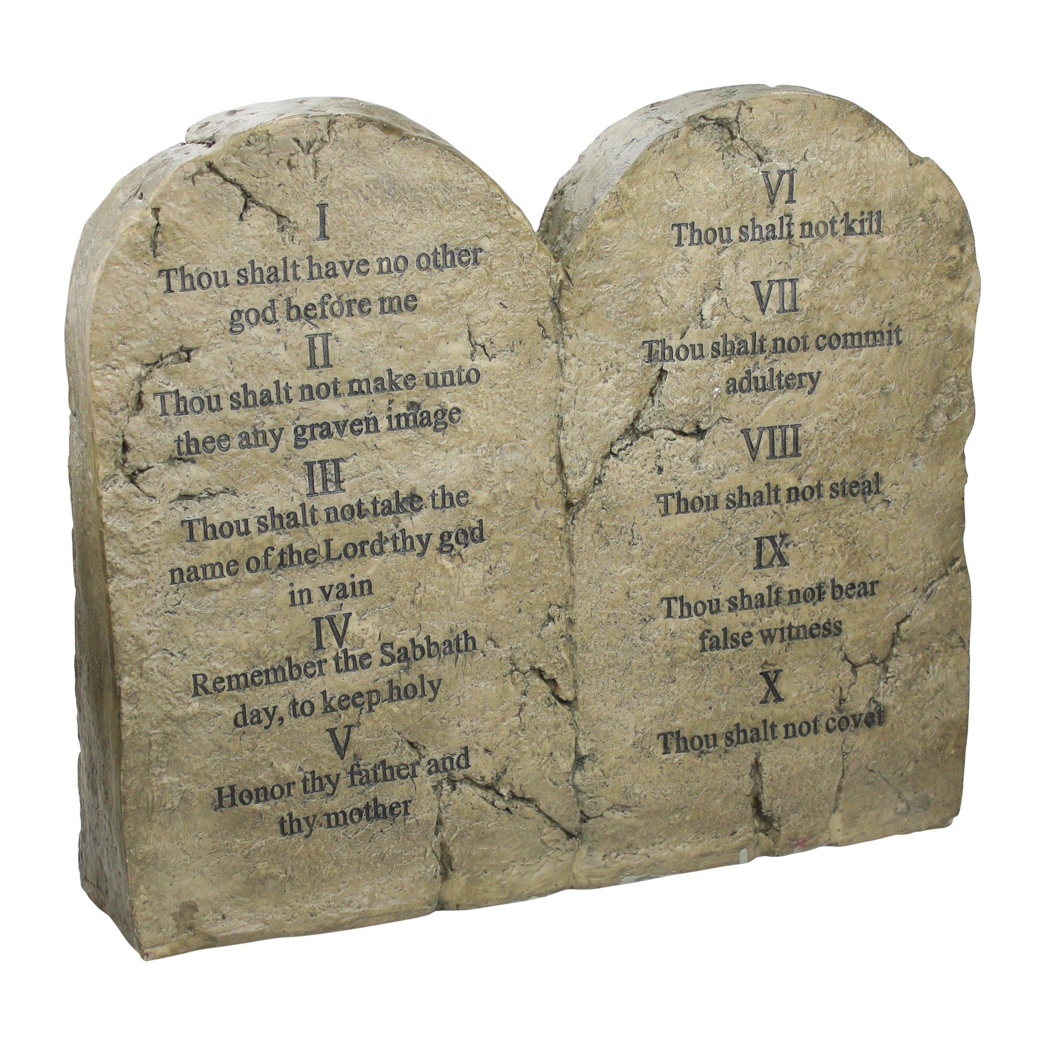 Design Toscano Ten Commandments Statue by Design Toscano