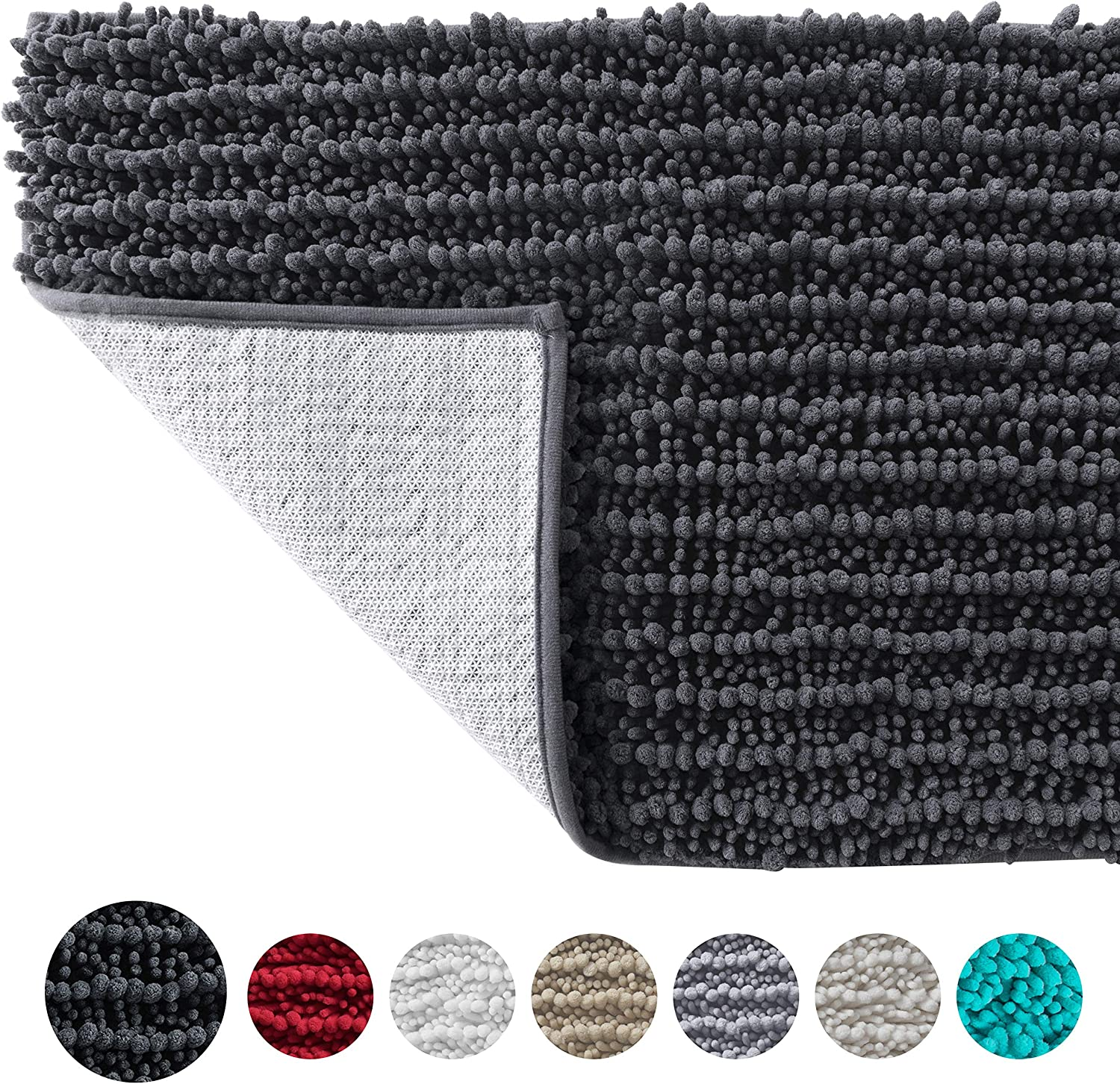 Free Amazon Promo Code 2020 for Luxury Chenille Bathroom Rugs