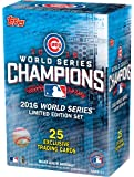 Chicago Cubs 2016 Topps Baseball World Series Champions Box Set