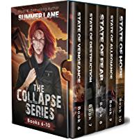 The Collapse Series (Books 6-10) (English Edition)