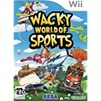 Nintendo Wii Wacky World Of Sports - NINTENDO