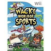 Nintendo Wii Wacky World Of Sports - NINTENDO