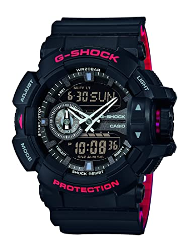 Casio G-Shock Men's Watch GA-400HR-1AER