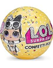 LOL Surprise Confetti Pop Dolls - Randomly Picked