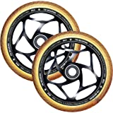 Envy Scooters 120mm/30mm TRI Bearing Wheel - Black/Gold