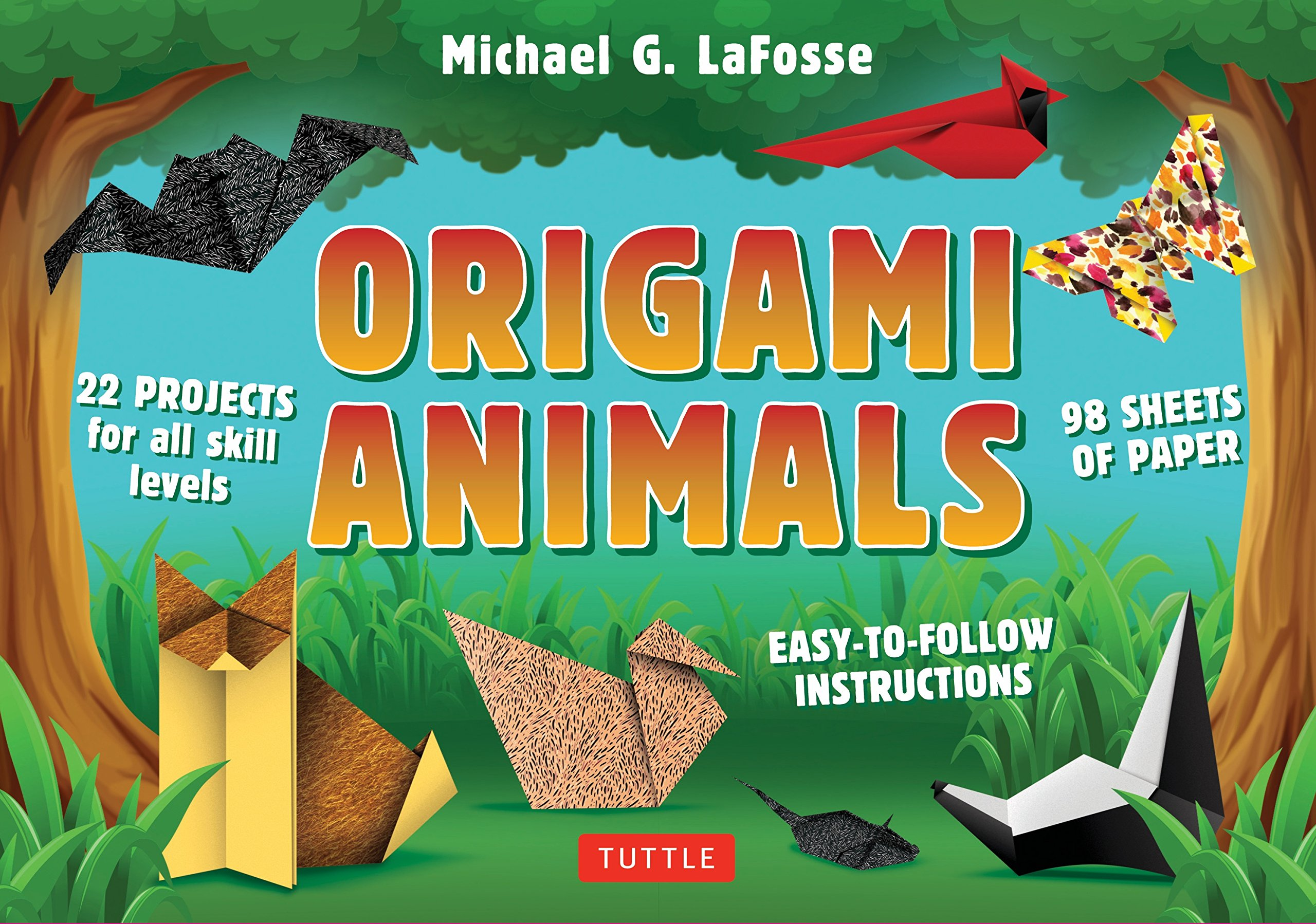 How to Make Origami Animals | 1798x2560