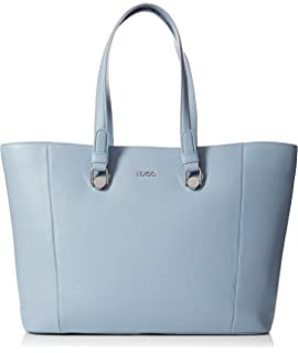 03283a1cadef3 HUGO Damen Mayfair Shopper Schultertasche
