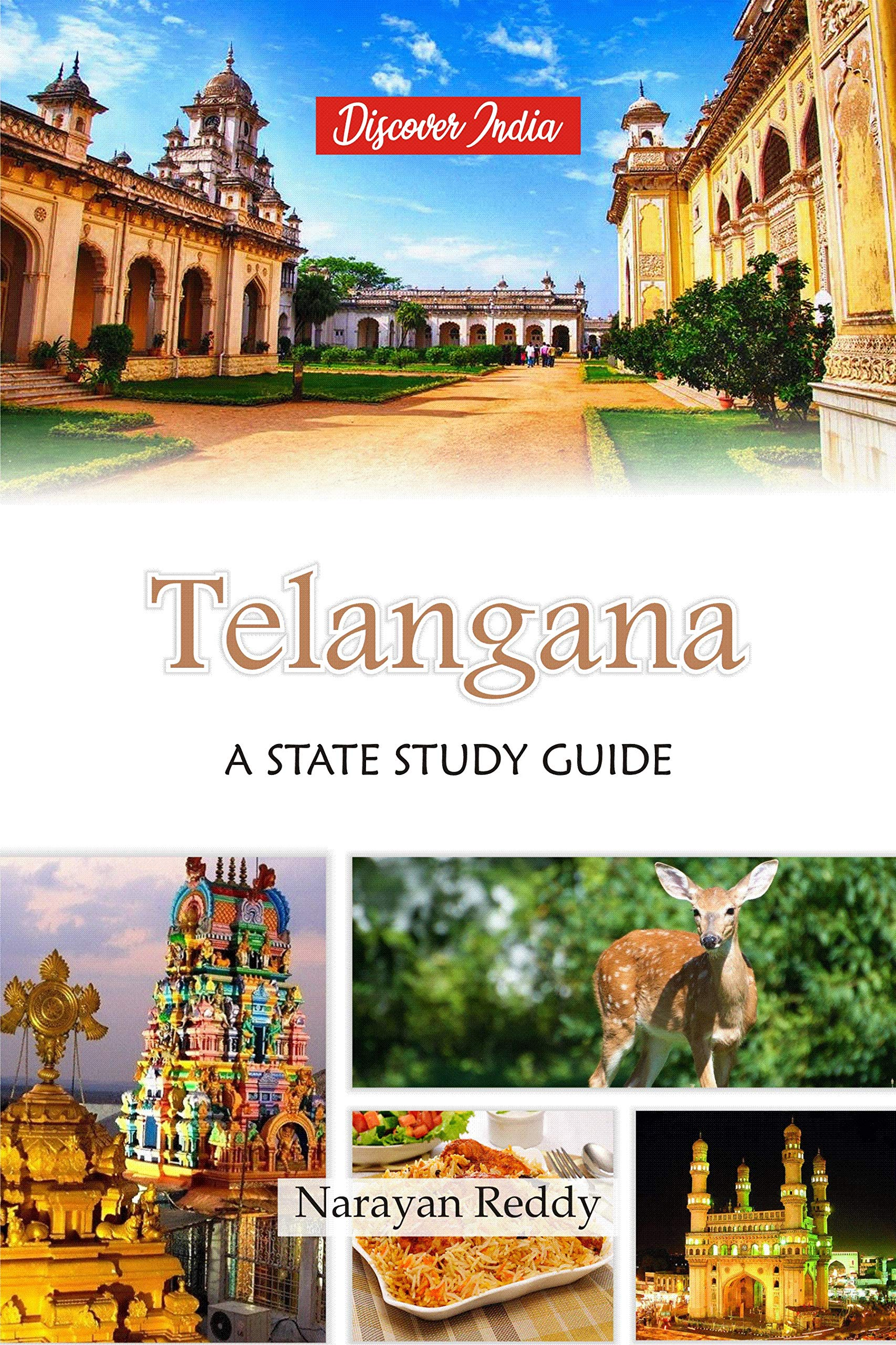 Buy Telangana A State Study Guide Book Online At Low Prices In India Telangana A State Study Guide Reviews Ratings Amazon In