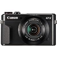 Canon PowerShot G7 X Mark II Digital Camera, Black