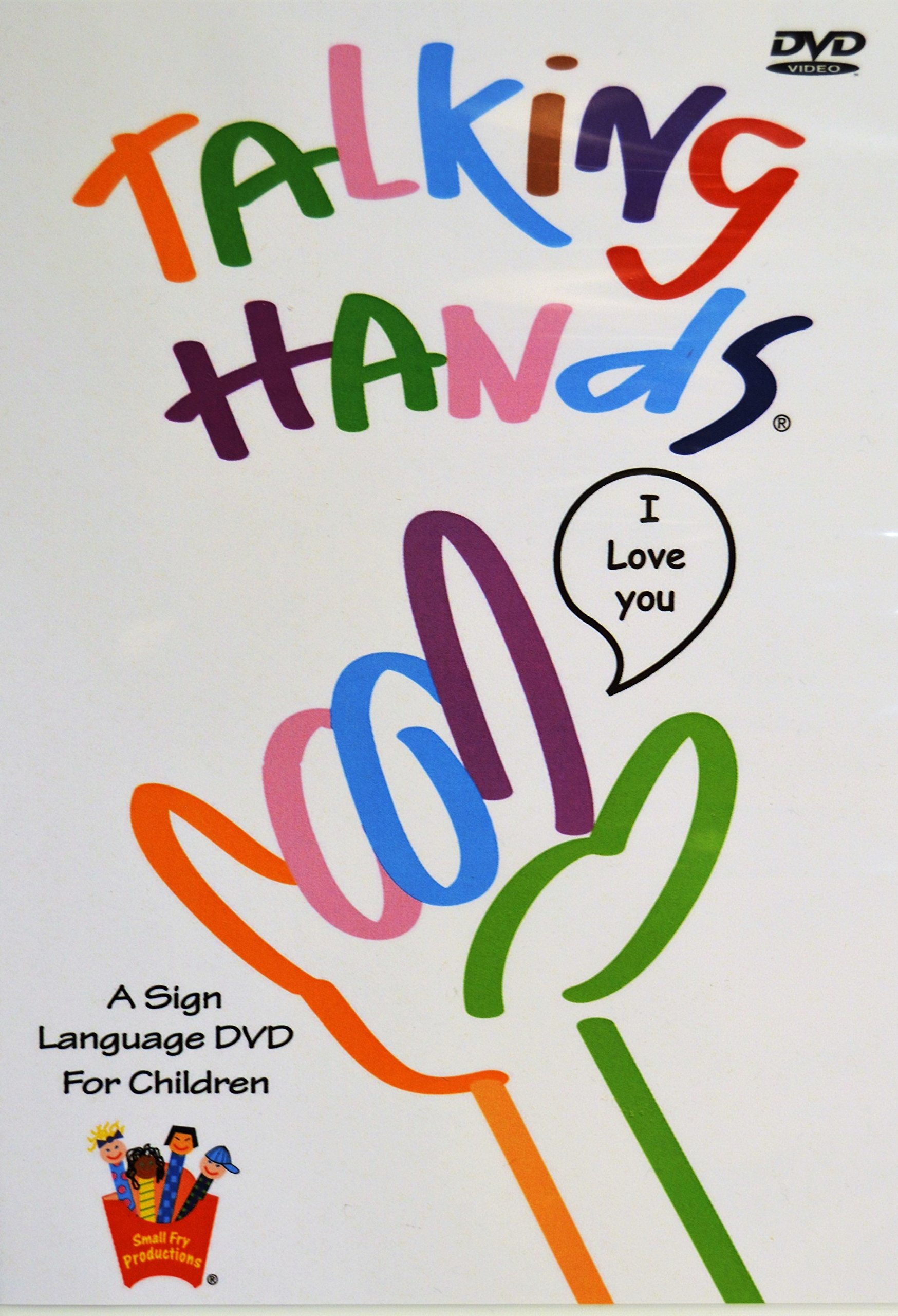 Brainy Baby Talking Hands Sign Language DVD Classic Edition