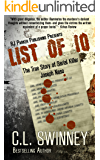 LIST OF 10: The True Story of Serial Killer Joseph Naso (Detectives True Crime Cases Book 7) (English Edition)