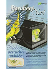 Hagen Parakeet Nest Box, Black