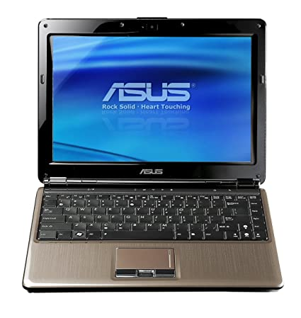 Asus N20A Notebook TouchPad Vista