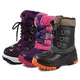 Amazon Price History for:Nova Mountain Little Kid's Winter Snow Boots